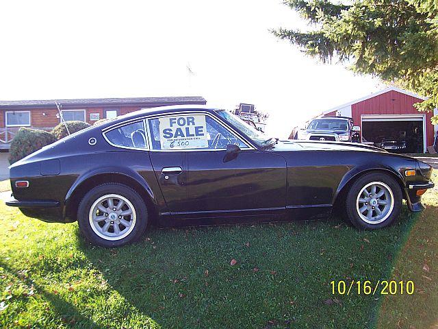 1971 Datsun 240Z For Sale Greenleaf Wisconsin