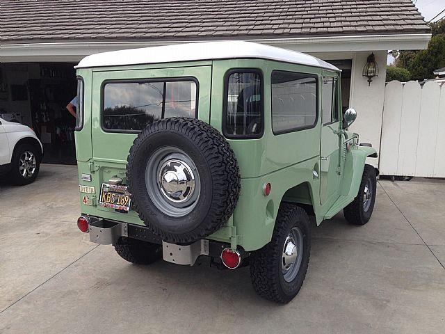 1969 Toyota Land Cruiser FJ40 For Sale Claremont, California