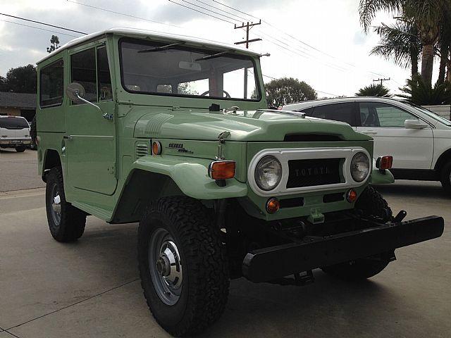 FJ40 For Sale in Central California   IH8MUD Forum
